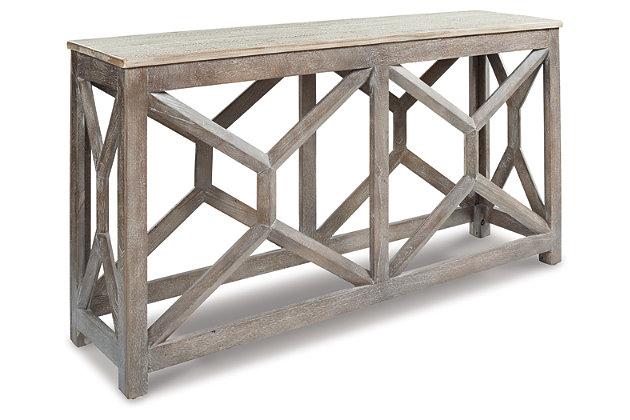 Lanzburg Sofa/Console Table, , large