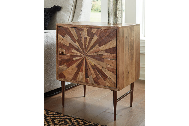 Dorvale Accent Cabinet, , large