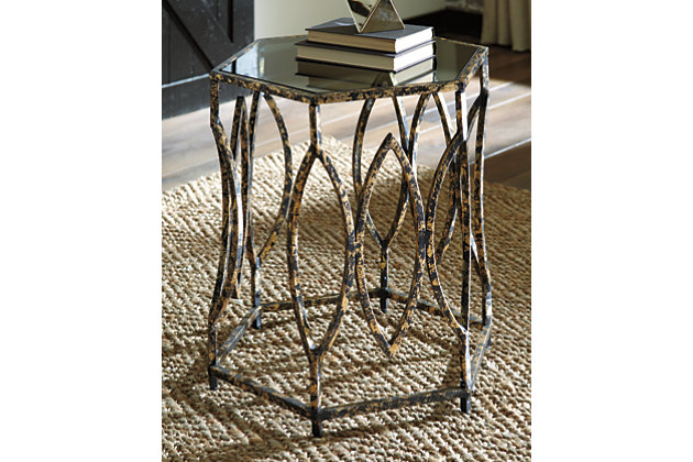 Keita Accent Table, , large