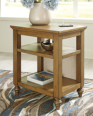Brickwell Accent Table, , rollover