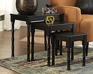 Dasonbury Accent Table (Set of 3), , rollover