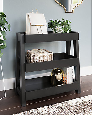 Blariden Shelf Accent Table, , rollover