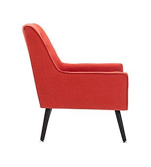 Trelis Chair, Orange, large