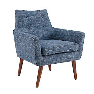 Blair Chair, Blue, large