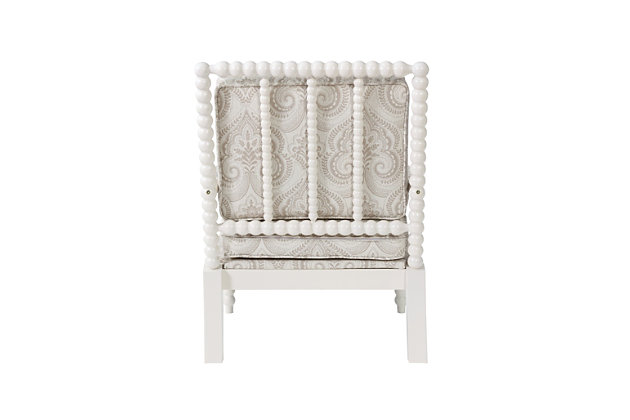 Iris Spindle Wood Chair, , large