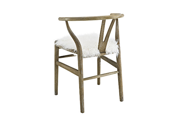 Duver Wishbone Chair, , large