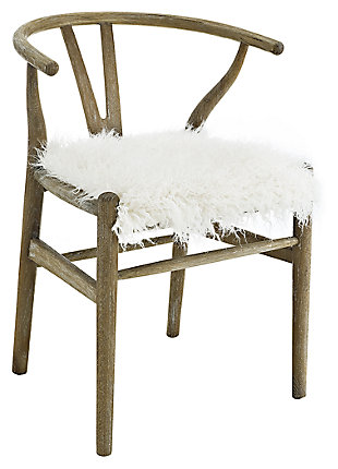 Duver Wishbone Chair
