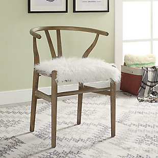 Duver Wishbone Chair, , rollover