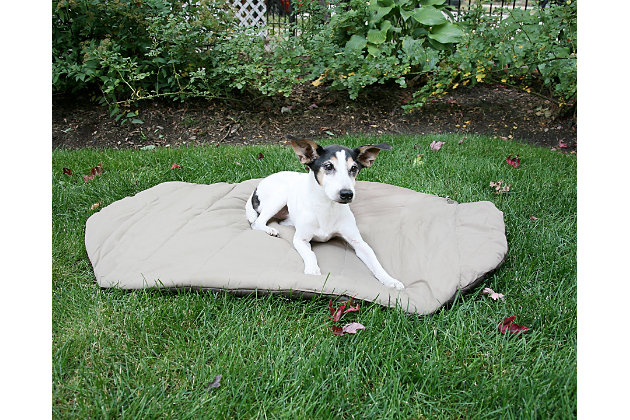 Bed in a Bag Travel Pet Bed, , large
