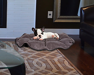 Lily Pad Expandable Pet Bed, , rollover