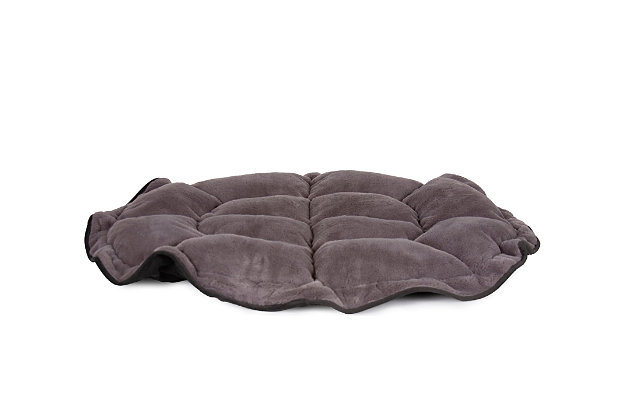 Lily Pad Expandable Pet Bed, , large