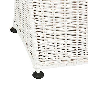 Rattan Laundry Basket, , large