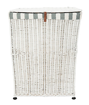 Rattan Laundry Basket, , large