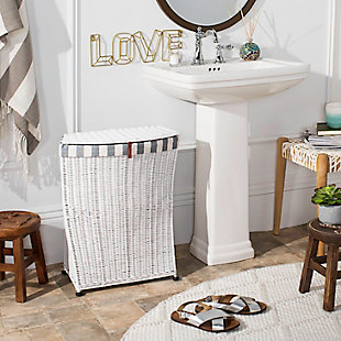 Rattan Laundry Basket, , rollover