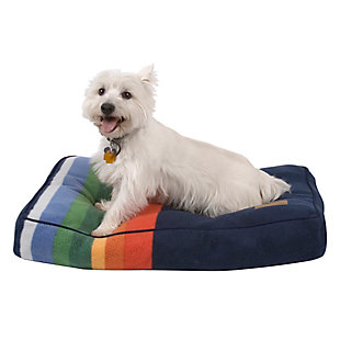 Pendleton Crater Lake National Park Small Pet Bed, Blue, rollover