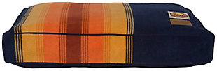 Pendleton Grand Canyon National Park Small Pet Bed, Navy, large