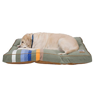 Pendleton Rocky Mountain National Park X-Large Pet Bed, Green, large