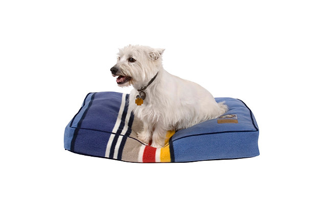 Pendleton Yosemite National Park Small Pet Bed, Blue, large
