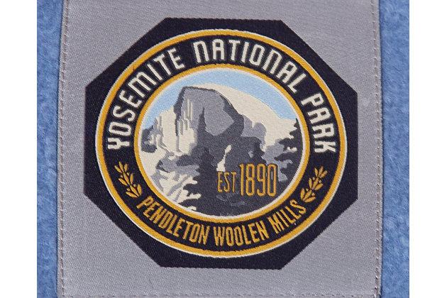 Pendleton Yosemite National Park Medium Pet Bed, Blue, large