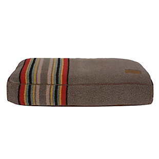 Pendleton Yakima Camp Small Pet Bed, Gray, rollover