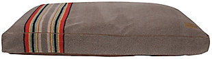 Pendleton Yakima Camp X-Large Pet Bed, Gray, large