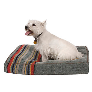 Pendleton Yakima Camp Small Pet Bed, Green, rollover