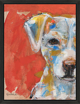 Giclee Puppy Wall Art, , large