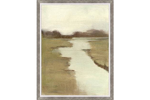 Giclee Marsh Pathway Wall Art, , large