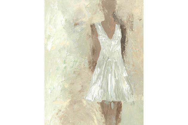Giclee Mademoiselle Wall Art, , large