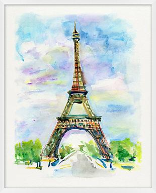 Giclee Eiffel Tower Wall Art, , large