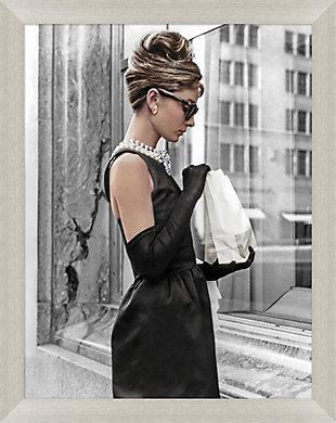 Giclee Audrey Hepburn Wall Art, , large