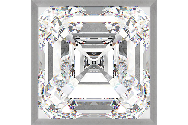 Giclee Diamond Abstract Wall Art, , large