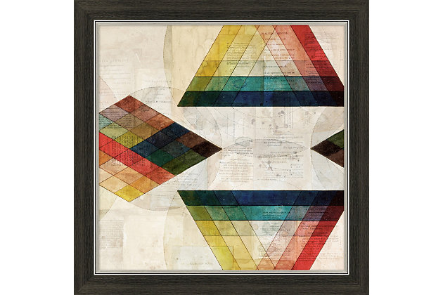 Giclee Color Spectrum Wall Art, , large