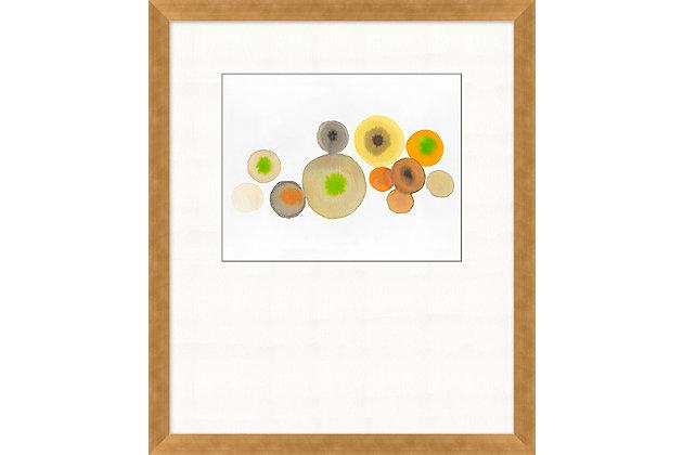 Giclee Sorbet Dots Wall Art, , large