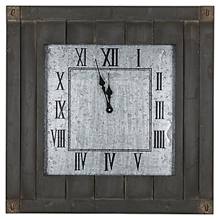 Beautiful Home Accents Wall Clock, ...