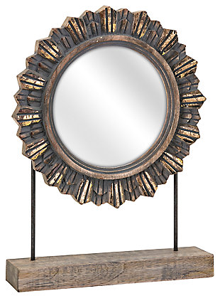 Sunburst Kana Mirror, , large