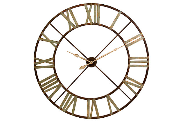 Myles Wall Clock, , large