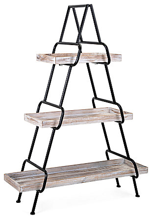 Mahin Fallows Tiered Shelf, , large