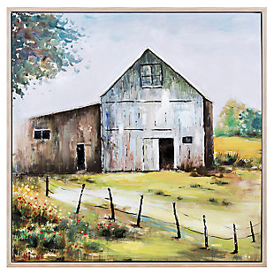 Farm Living Chelsey Wall Decor, , large