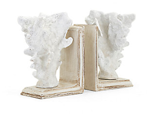 Sea Coral Bookends (Set of 2), , rollover