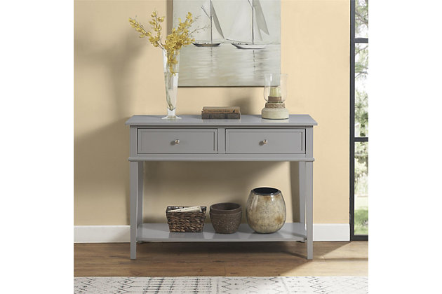 Nia Cottage Hill Console Table, , large
