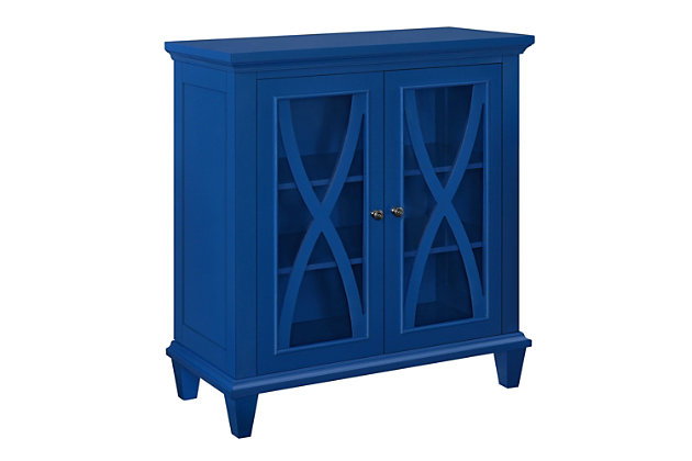 Meira Double Door Accent Cabinet, , large