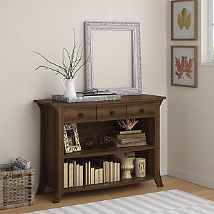 Bristol Anywhere Storage Console, , rollover