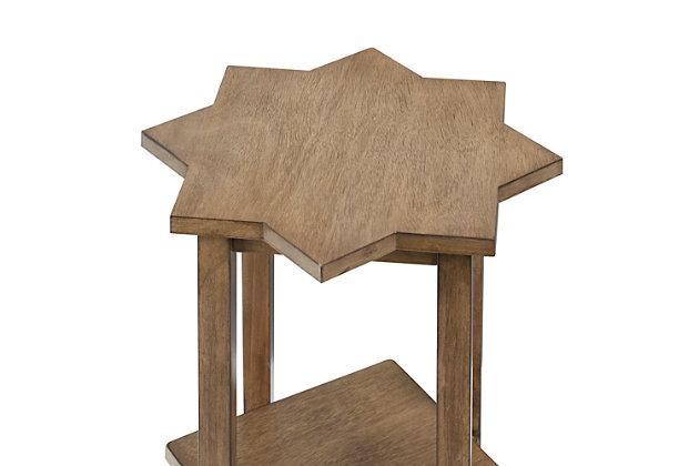Abeja Starburst Accent Table, , large