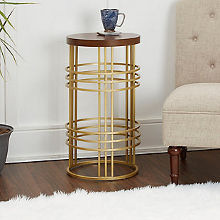 Adna Round Accent Table, , rollover