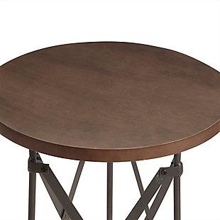 Bor Tripod Accent Table, , large