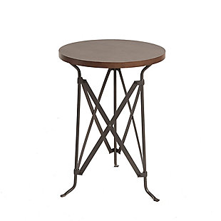 Bor Tripod Accent Table, , large