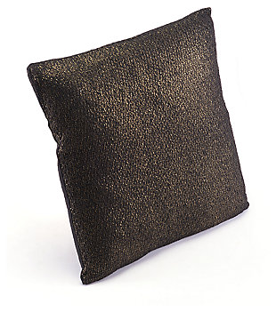 Modern Metallic Pillow, , large