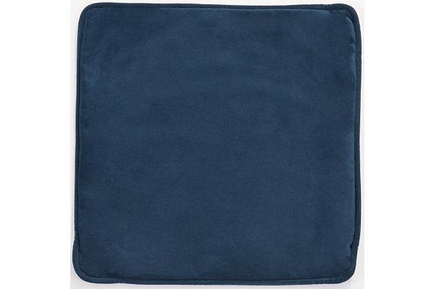 Modern Velvet Pillow, , large