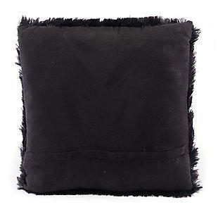 Modern Pineapple Print Pillow, , large